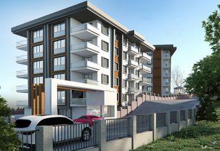 Trabzon İnşaat Şirketleri | Bostancı 1461 Teras Evleri B Blok 7 Nolu 3+1 Daire
