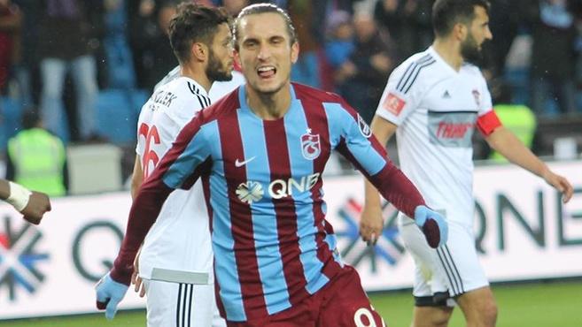 Trabzonspor'dan Yusuf Yazıcı'ya daire jesti!