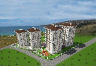 Trabzon Sahibinden Satılık Daire – Seyr-i Deniz A Blok Kuzeybatı