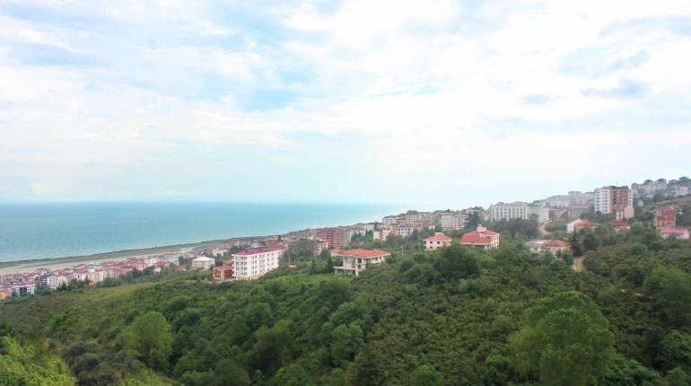 Trabzon Satılık Daire | 1461 Teras Evleri Apart Blok Dublex Daire