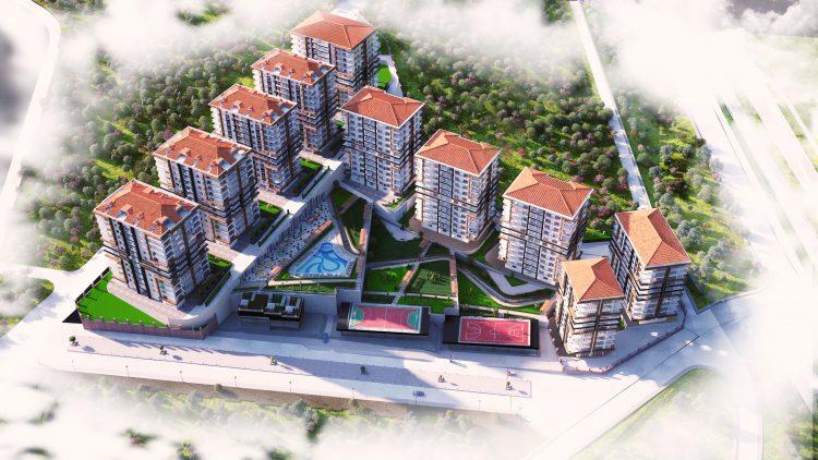 Trabzon Satılık Daire | 1461 Rezidans – K Blok – 10.Kat – Kuzeybatı