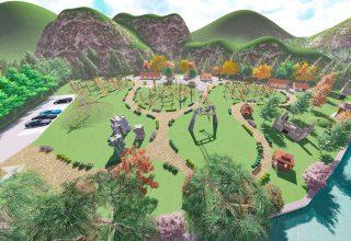 Uzungöl Macera Parkı 6 Eylül'de Açılıyor