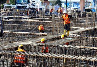 Ekonomiye en önemli katkı inşaat sektöründen