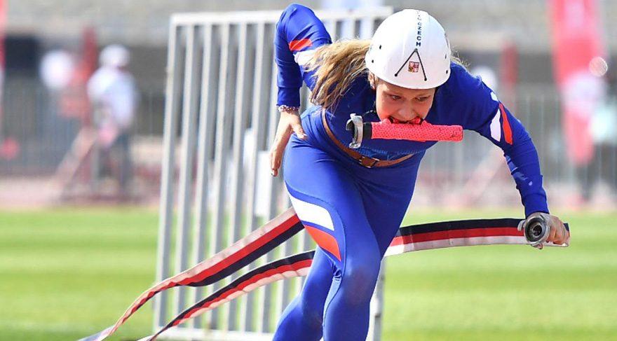 Dünya Okul Sporları Atletizm Şampiyonası