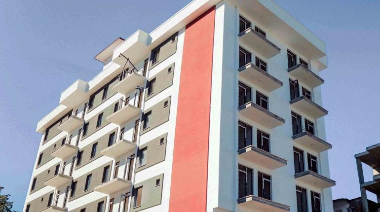 Trabzon Satılık Daire   1461 Teras Evleri Apart Blok