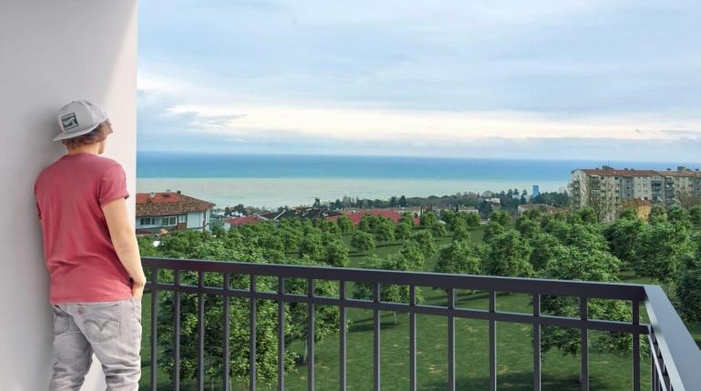 Trabzon Satılık Daire / 1461 Üniversite Evleri 2+1